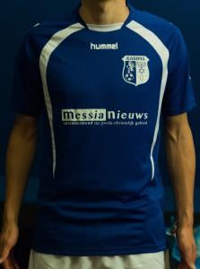 Kadima-shirt voorkant