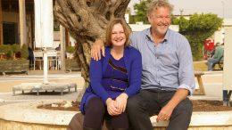 Karen en Yair Strijker maakten in 2013 alijah naar Israël.