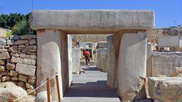 Een van de mysterieuze tempels op Malta. Beeld: Flickr
