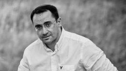 Max Lurye spreekt over joodse emigratie naar Israël. Beeld: CvI