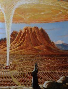 Deze plaat komt uit het boek 'Rose guide to the Tabernacle', uitgegeven door Rose Publishing.