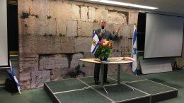 Ambassadeur Aviv Shir-On
