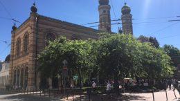 De Grote Synagoge Boedapest