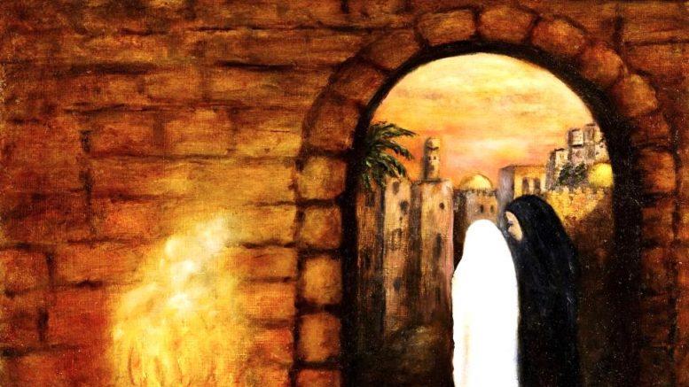 Ruth wordt mede-burger van Israël